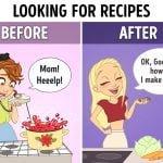 """Recept za kuhanje? """"Vprašaj strica Googla!"""""""