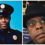 Michael Winslow, star 60 let - kadet Larwell Jones