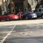 Ima v lasti oba avtomobila?