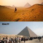 Piramide v Gizi, Egipt