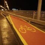 Predstavljajte si, koliko kolesarjev je na tem mestu izgubilo živce...
